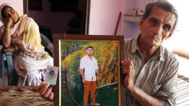 बुलंदशहर हिंसा: पुलिस फायरिंग में बेटे सुमित कुमार को गंवाने वाले पिता सीएम योगी से खफा, कहा- चुनाव में कोई रुचि नहीं
