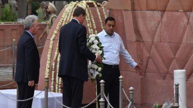 जलियांवाला बाग हत्याकांड पर ब्रिटिश उच्चायुक्त डोमिनिक ऐस्क्विथ ने जताया अफसोस, शहीदों को दी श्रद्धांजलि