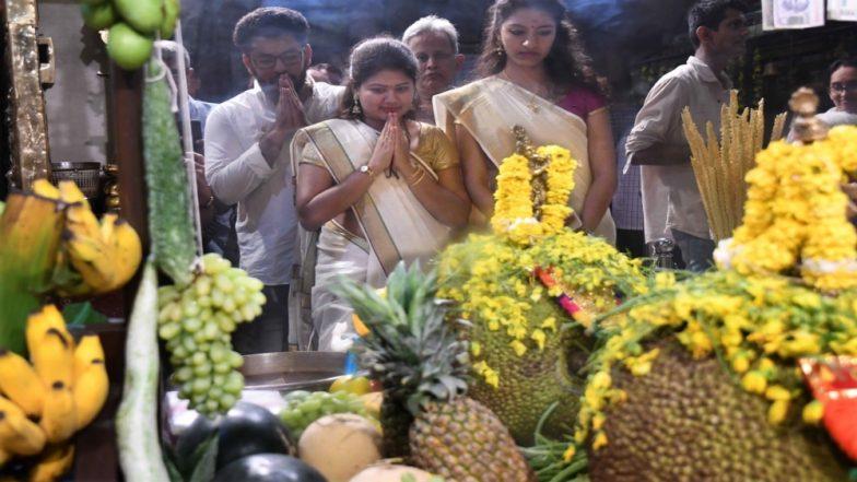 Happy Vishu 2019: केरल में हिंदु समुदाय ने मनाया पारंपरिक नववर्ष विशु