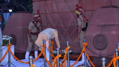 राष्ट्रपति राम नाथ कोविंद और पीएम मोदी ने जलियांवाला बाग हत्याकांड शहीदों को अर्पित की श्रद्धांजलि