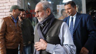 CBI ने सज्जन कुमार की जमानत याचिका पर किया विरोध, सुनवाई स्थगित