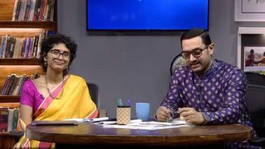 आमिर खान-किरण राव के 'पानी फाउंडेशन' की एंड्रयू मिलिसन ने की तारीफ