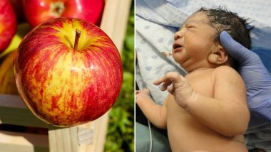 जापान में जन्मा सबसे अनोखा बच्चा, जिसका वजन एक सेब से भी है कम...