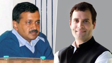 लोकसभा चुनाव 2019: गठबंधन पर राहुल गांधी को केजरीवाल का जवाबी ट्वीट, पूछा- कौन सा यू टर्न!