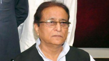 एसपी सांसद आजम खान की मश्किलें बढ़ी, घोषित किया गया भू-माफिया