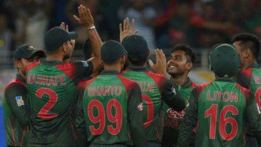 Team Bangladesh ICC Cricket World Cup 2019: मशरफे मुर्ताजा होंगे कप्तान, 2007 में भारत के खिलाफ ताबड़तोड़ बल्लेबाजी करने वाले इस खिलाड़ी को भी मिला मौका