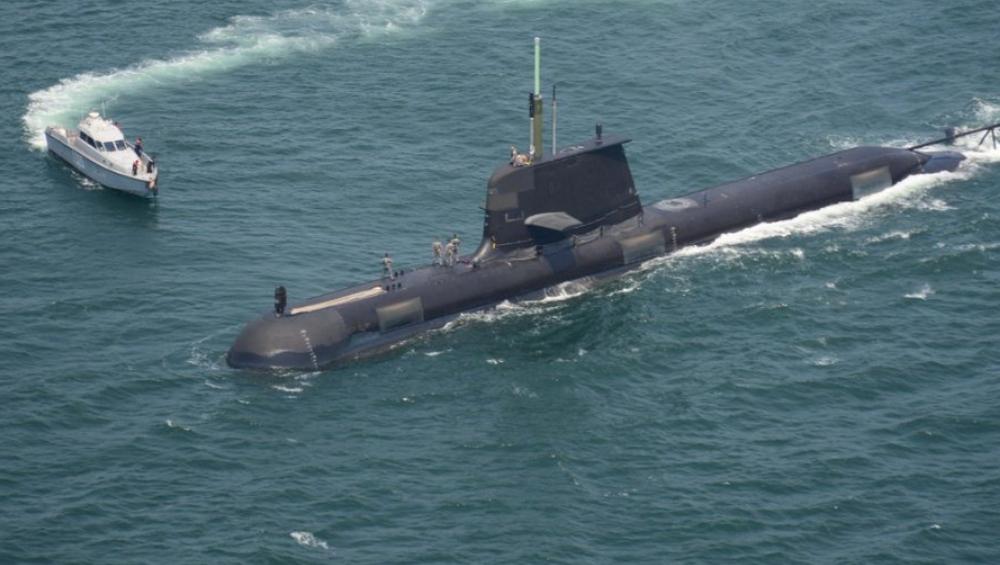 भारत और ऑस्ट्रेलिया की नौसेना ने समुद्र में दिखाया दमखम, देखें Video
