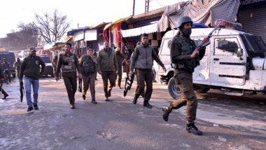 जम्मू-कश्मीर: सुरक्षाबलों को मिली बड़ी कामयाबी, पुलिस चौकी पर हमला करने वाले जैश के 3 आतंकियों को दबोचा