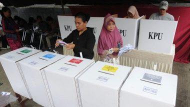 इंडोनेशिया चुनाव: दिन-रात जारी है वोटों की गिनती, ओवरटाइम करने से 270 निर्वाचन कर्मचारियों की मौत, सैकड़ों बीमार
