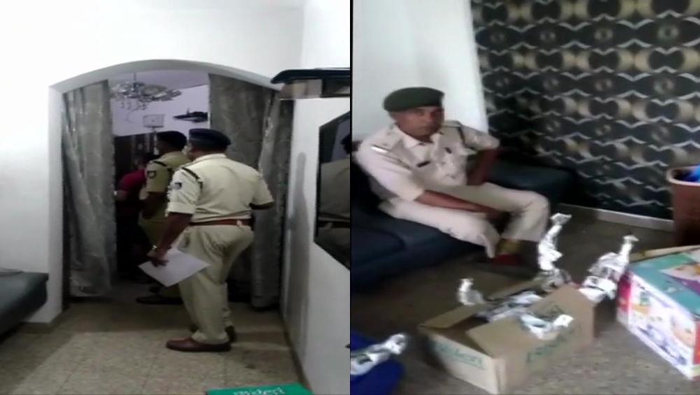 मध्यप्रदेश: तीसरे दिन भी जारी है आयकर विभाग की छापेमारी, अश्विनी शर्मा और करीबीयों के घर पहुंचे अधिकारी