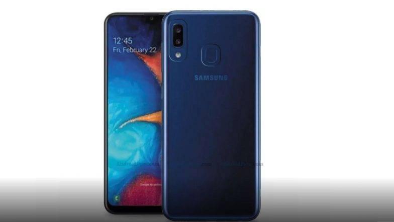 Samsung Galaxy A20e तीन कैमरे और 5.8 इंच स्क्रीन के साथ हुआ लॉन्च, जानें खास फीचर्स