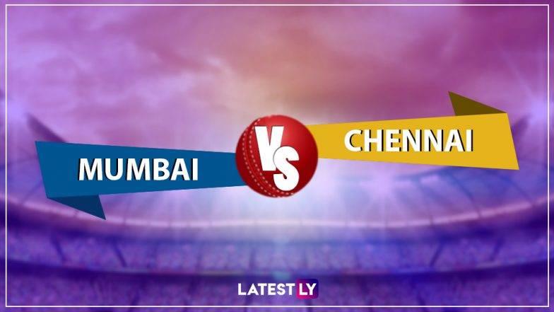 CSK vs MI, IPL 2019 Live Cricket Score: यहां देखें CSK vs MI के आज के मैच का लाइव क्रिकेट स्कोर