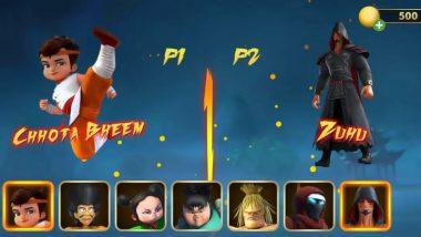 फिल्म 'छोटा भीम कुंग फू धमाका' के पहले 'छोटा भीम' मोबाइल गेम हुआ लॉन्च
