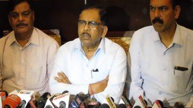 लोकसभा चुनाव 2019: उप मुख्यमंत्री जी परमेश्वर ने तुमकुर सीट को लेकर दिया बयान, कहा- जेडीएस को देने के फैसले से कांग्रेस की पकड़ कम नहीं होगी