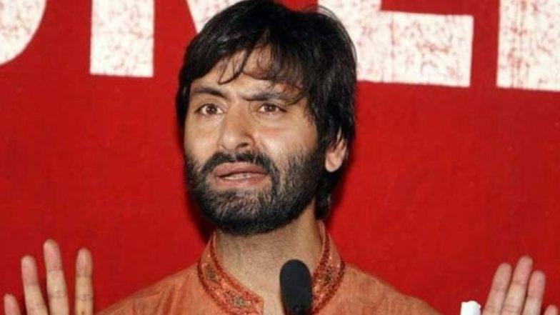 जम्मू-कश्मीर: अलगाववादी नेता यासीन मलिक की बढ़ सकती है मुश्किलें, 3 दशक पुराने मामलों में चल सकता है मुकदमा