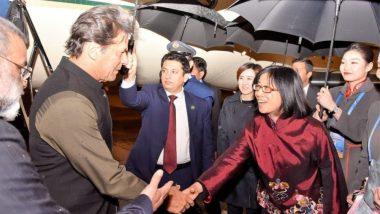 पाकिस्तान: प्रधानमंत्री इमरान खान चीन के आधिकारिक चार दिवसीय दौरे पर