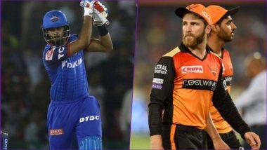 SRH vs DC, IPL 2019 Live Cricket Streaming and Score: सनराइजर्स हैदराबाद बनाम दिल्ली कैपिटल्स के क्वालीफायर मैच को आप हॉटस्टार पर देख सकते हैं लाइव