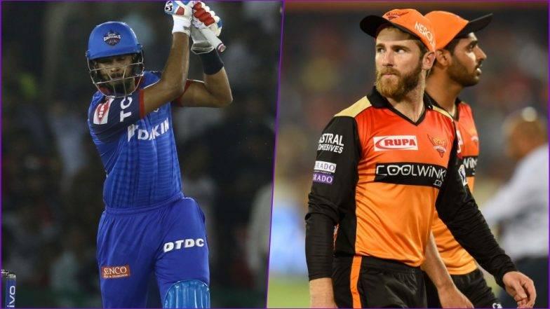 IPL 2019: बुधवार को दूसरे एलिमिनेटर मुकाबले में सनराइजर्स हैदराबाद को चुनौती देगी दिल्ली कैपिटल्स