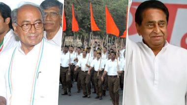 सीएम कमलनाथ की सरकार ने भोपाल में RSS दफ्तर से हटाई सुरक्षा, दिग्विजय सिंह हुए नाराज