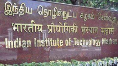 आईआईटी-मद्रास  इंस्टीट्यूट में असिस्टेंट प्रोफेसर चोरी-छिपे महिलाओं के बना रहा था अश्लील वीडियो, रंगे हाथ पकड़े जाने पर गिरफ्तार