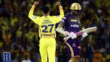 IPL 2019: इमरान ताहिर और हरभजन सिंह की गेंदबाजी से गदगद हुए कप्तान धोनी, कहा- पुरानी वाइन की तरह परिपक्व हो रहे हैं दोनों खिलाड़ी