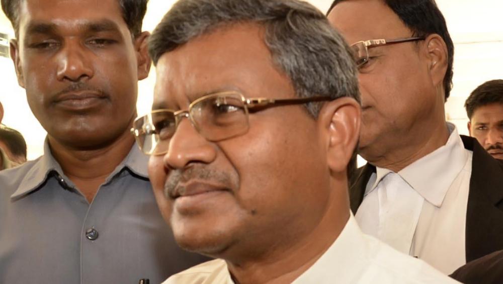 झारखंड के पूर्व उपमुख्यमंत्री बाबूलाल मरांडी को मिला धमकी भरा पत्र, कहा- जान से मारने की दी धमकी
