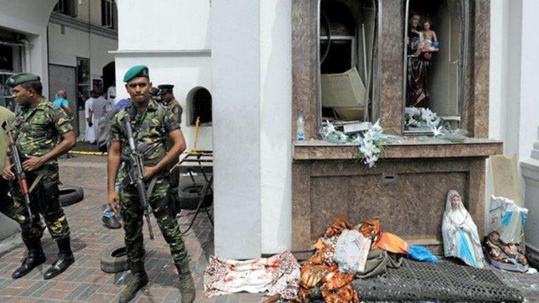 श्रीलंका सीरियल बम धमाकों से अब तक 290 लोगों की मौत, पुलिस ने 24 संदिग्धों को किया गिरफ्तार