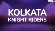 CSK vs KKR 49th IPL Match 2020: दुबई में Nitish Rana की आतिशी बल्लेबाजी, कोलकाता ने चेन्नई को दिया 173 रन का लक्ष्य