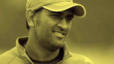 IPL 2019: चेन्नई के कप्तान धोनी ने शेन वॉट्सन और इमरान ताहिर के बेटों के साथ लगाई रेस