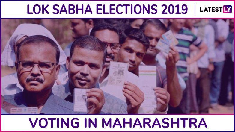 लोकसभा चुनाव 2019: महाराष्ट्र में दोपहर 1 बजे तक 35.4 प्रतिशत मतदान हुआ दर्ज