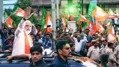 पीएम नरेंद्र मोदी का आज वाराणसी में शक्ति प्रदर्शन, कल भरेंगे नामांकन, रोड शो के बाद शाम को करेंगे मां गंगा की आरती