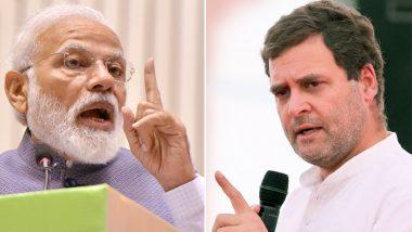 राहुल गांधी का प्रधानमंत्री पर बड़ा हमला, कहा-मोदी सरकार के अड़ियल रवैये ने भारतीय अर्थव्यवस्था को पीछे धकेल दिया है