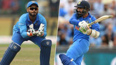 ICC World Cup 2019: ऋषभ पंत का वर्ल्ड कप का सपना टूटा, इन 3 वजहों से कार्तिक की बजाय पंत को मिलना चाहिए था मौका