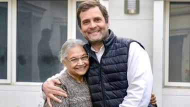 लोकसभा चुनाव 2019: कांग्रेस ने दिल्ली से 6 उम्मीदवारों का किया ऐलान, शीला दीक्षित देंगी मनोज तिवारी को टक्कर