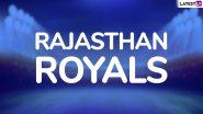 IPL 2021, CSK vs RR: राजस्थान रॉयल्स ने चेन्नई सुपरकिंग्स के खिलाफ टॉस जीतकर पहले गेंदबाजी का लिया फैसला