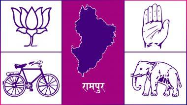 रामपुर लोकसभा सीट 2019 के चुनाव परिणाम: जानें उत्तर प्रदेश की इस सीट से कौन बन रहा है सांसद