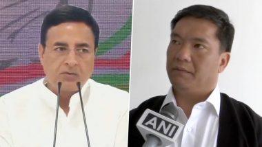 अरुणाचल के CM पेमा खांडू के काफिले से मिले 1.80 करोड़, कांग्रेस ने कहा 'नोट के बदले वोट'