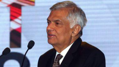 कानून न होने के कारण IS से जुड़ने वाले लोगों के खिलाफ श्रीलंका में नहीं हो पाई कार्यवाई: प्रधानमंत्री रानिल विक्रमसिंघे