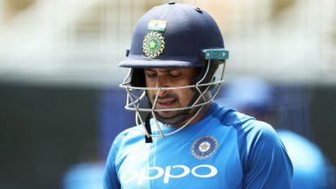 ICC Cricket World Cup 2019: अंबाती रायडू का टीम में नहीं हुआ चयन, ट्वीट कर चीफ सिलेक्टर MSK Prasad पर किया कटाक्ष