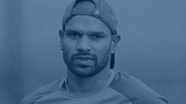 IPL 2020: Shikhar Dhawan ने Anrich Nortje को सिखाया अपना विनिंग सेलिब्रेशन स्टाइल, देखें मजेदार वीडियो