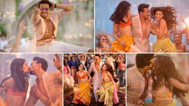 फिल्म 'SOTY 2' का नया गाना 'मुंबई दिल्ली दी कुड़ियां' हुआ रिलीज, जमकर नाचे तीनों सितारे, देखें वीडियो
