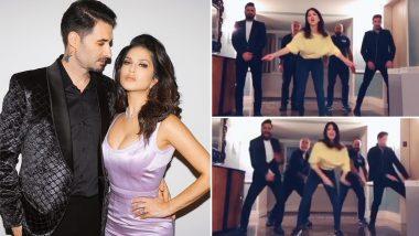 सनी लियोन ने पति संग पंजाबी गाने पर जमकर लागए ठुमके, 18 लाख से भी ज्यादा बार देखा जा चुका है वीडियो