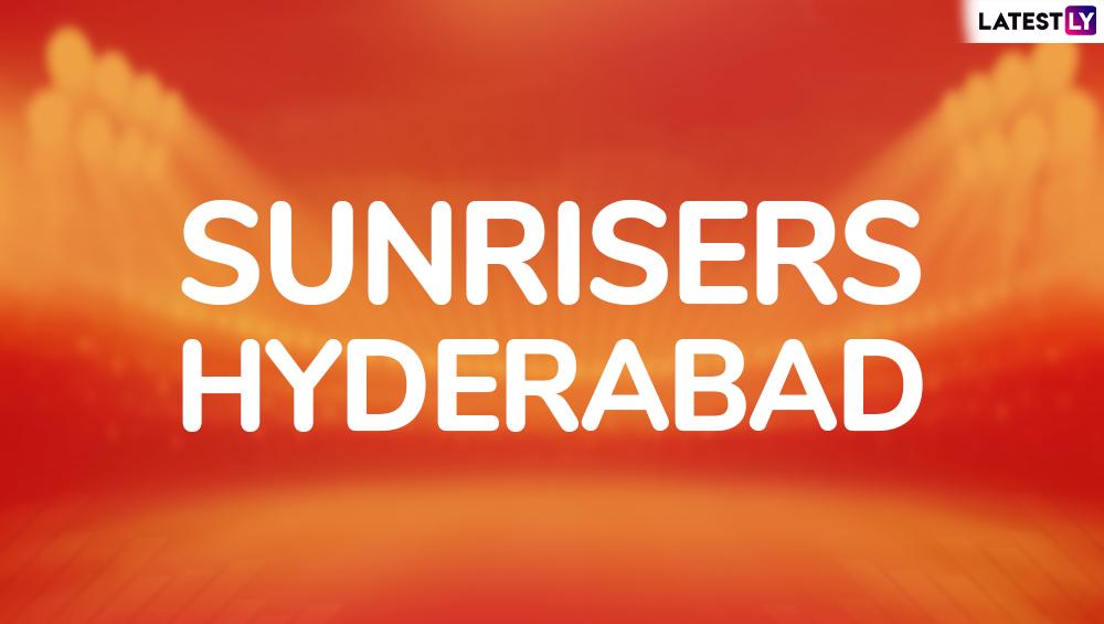 IPL 2019: कप्तान केन विलियम्सन ने लगाया शानदार अर्धशतक, हैदराबाद ने बेंगलोर को दिया 176 रन का लक्ष्य