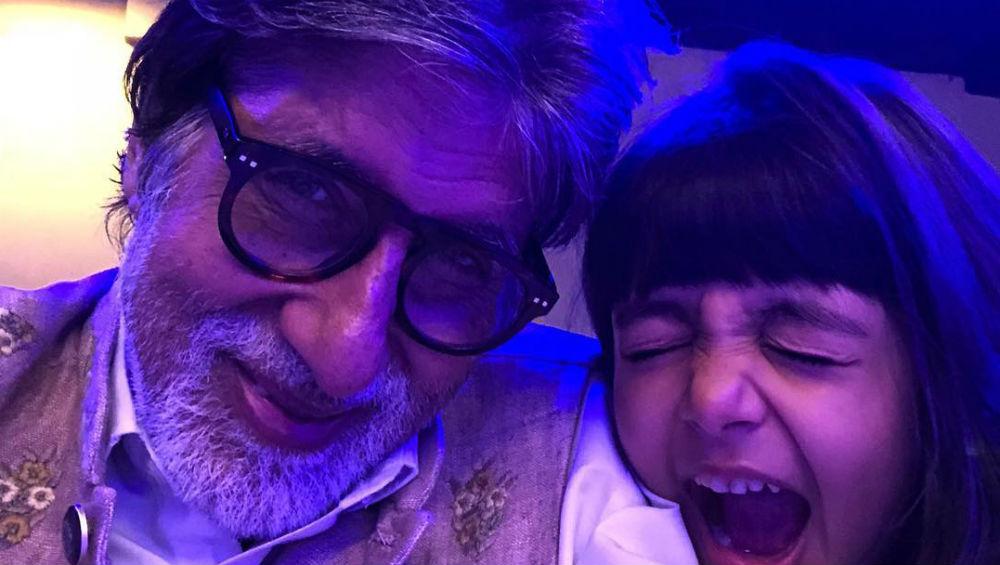 पोती आराध्या की इस आदत को बेहद पसंद करते हैं अमिताभ बच्चन