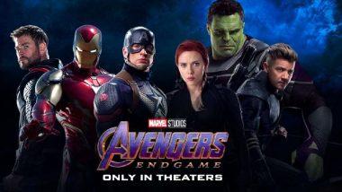 भारत में Avengers Endgame का क्रेज, रिलीज से पहले ही बिके 10 लाख टिकट