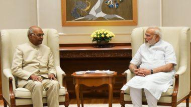राष्ट्रपति राम नाथ कोविंद और पीएम नरेंद्र मोदी ने की श्रीलंका में हुए हमलों की निंदा
