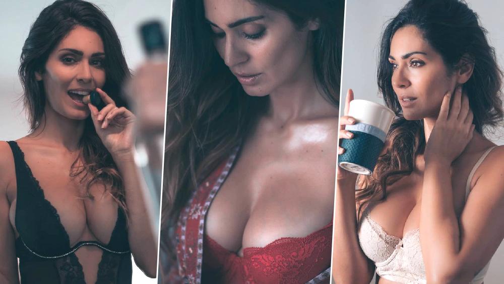 हॉट एक्ट्रेस ब्रूना अब्दुल्लाह का ये सेक्सी और बोल्ड फोटोशूट देखकर हो जाएंगे हैरान, अकेले में देखें!