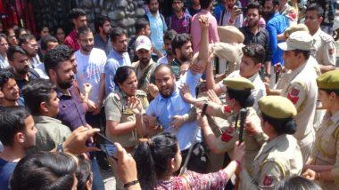जम्मू-कश्मीर: आरएसएस नेता की हत्या के बाद किश्तवाड़ में लगे कर्फ्यू को दुसरे दिन हटाया