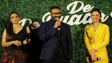 फिल्म 'दे दे प्यार दे' में अजय देवगन का 50 की उम्र में दिखेगा नॉटी अंदाज
