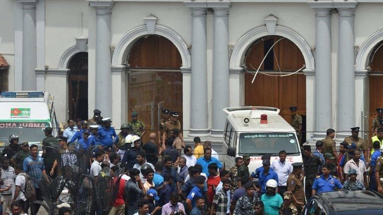 श्रीलंका सीरियल ब्लास्ट : राजनधानी कोलंबो सहित अन्य स्थानों पर विस्फोटों में मारे गए 290 लोग, उन मृतकों में 5 भारतीय शामिल